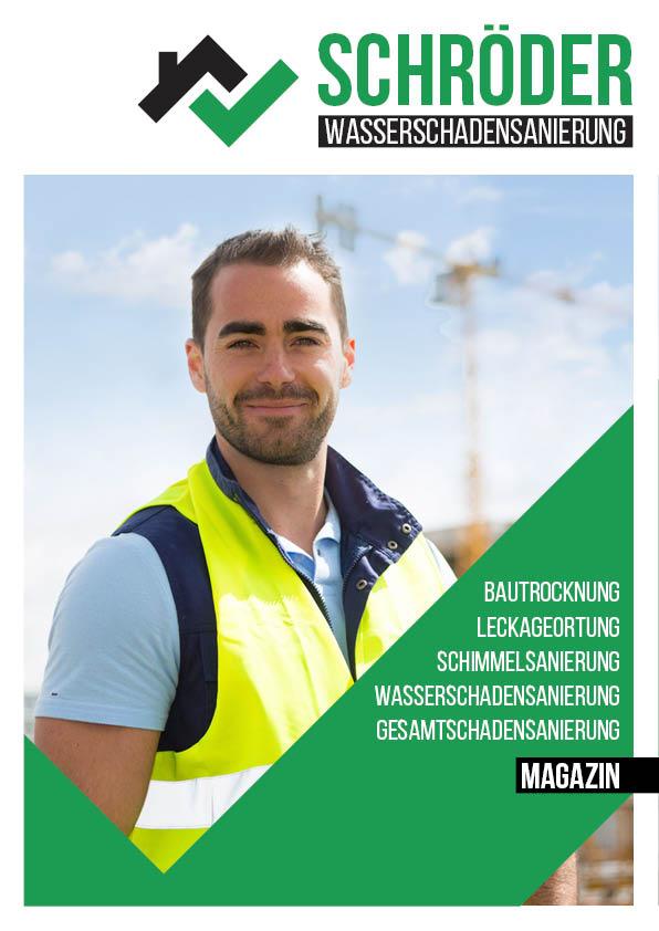 Wasserschadensanierung U.Schröder GmbH Magazin